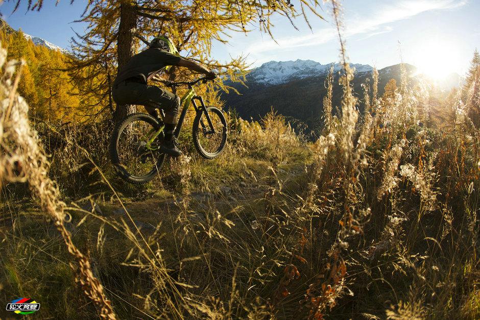 拉蒂勒:意大利最天然的enduro骑行地