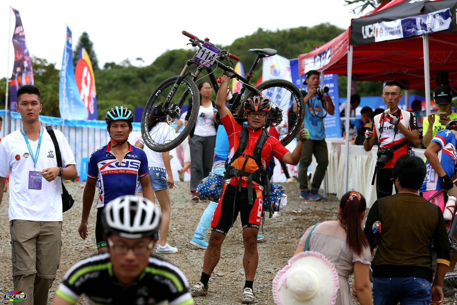 61 2016中国山地自行车公开赛贵州龙里站.JPG